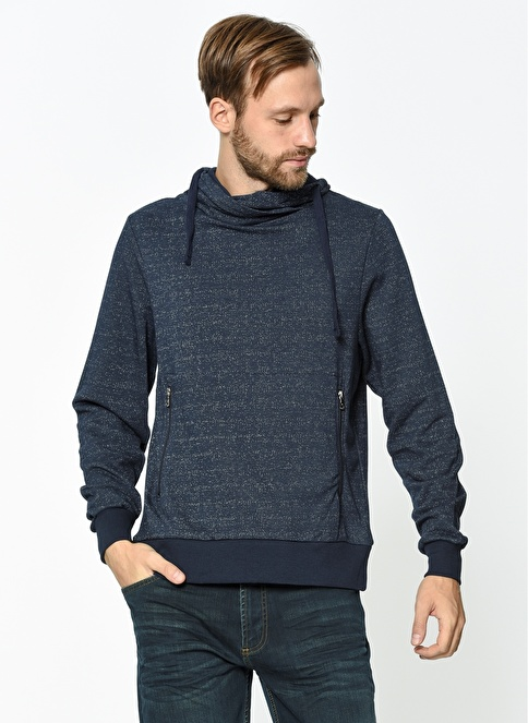 Lee Cooper Polar Sweatshirt İndigo